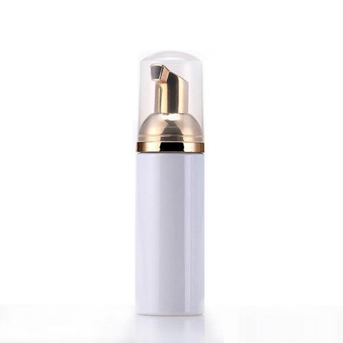 blanc 30ml avec pompe d'or