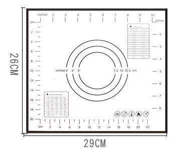 29x26cm (negro)