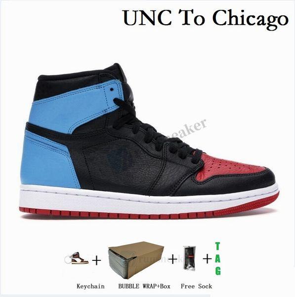 1S-UNC a Chicago