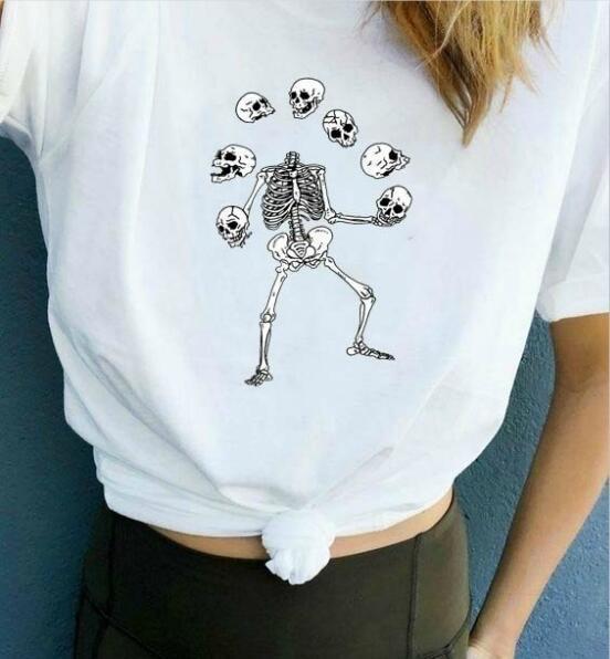 Уайт-Скелетные головы