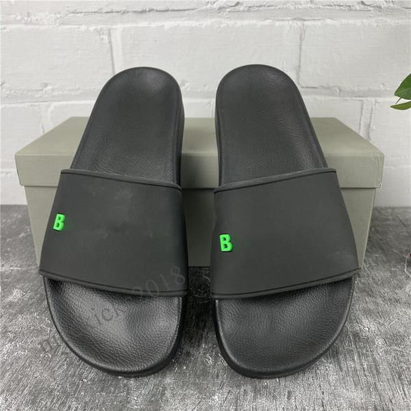 Siyah yeşil