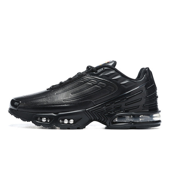#11 Triple Black Leather 40-45