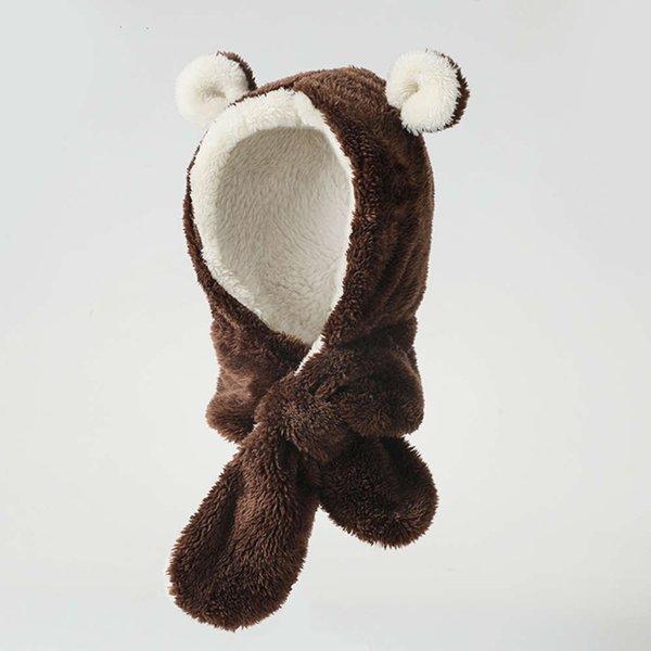Oreilles d'ours brunes