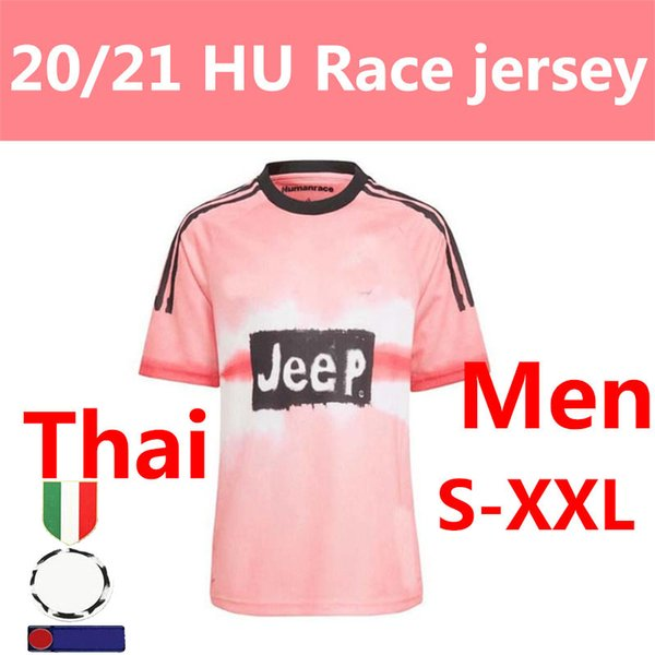 3 Human S-2XL Race UCL