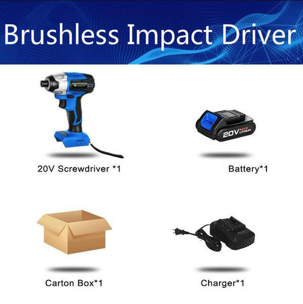 Brushless Driver-Uk