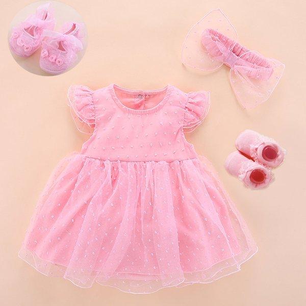 Vestido rosa 1,4