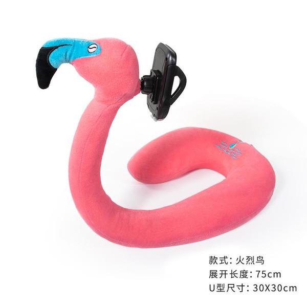 Flamingo 30x30x75cm