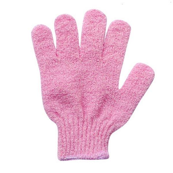 # 8 guantes de baño
