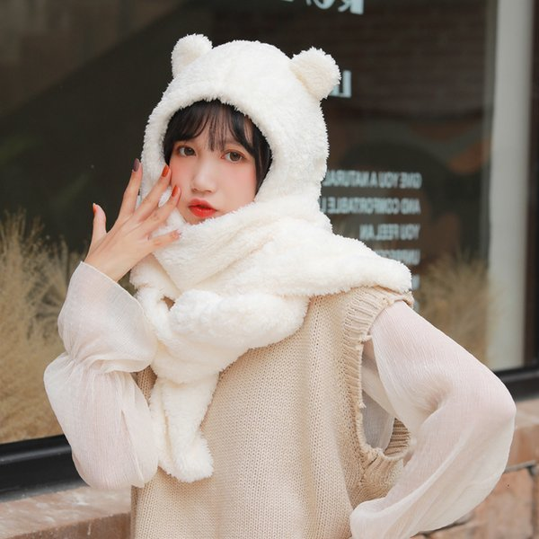 White Bear Écharpe-Taille