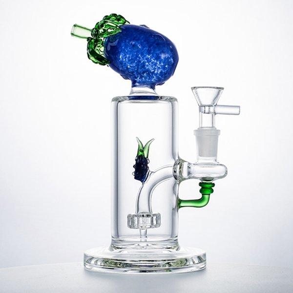 Piña azul