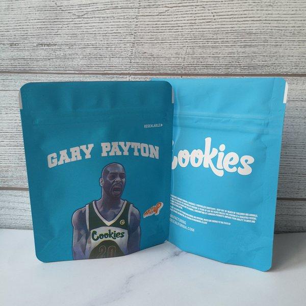 Garry Пэйтон печенье мешок