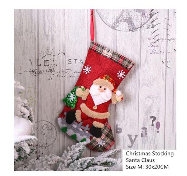 M size- santa claus
