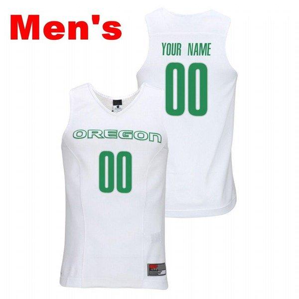 Verde branco dos homens