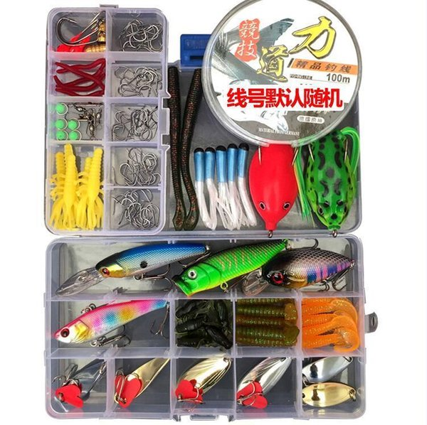 Lure Kit with Line