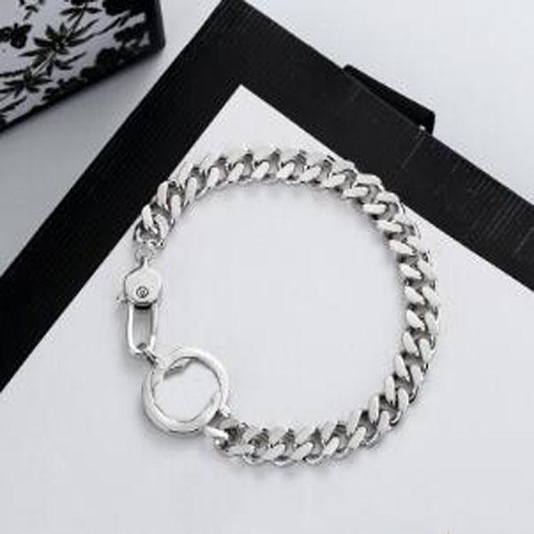 top popular Fashion charm bracelets bangle for mens and women engagement wedding hip hop jewelry lover gift 2021