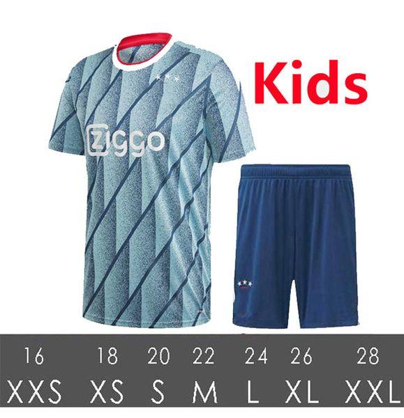 2021 Away Kids.