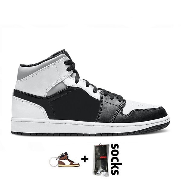 # Mid White Shadow 36-46