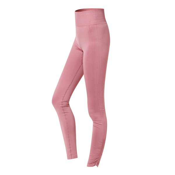 best selling 52% Off! Tight Yoga Peach Hip Yoga Pants Fast Dry High Waist Hip Lifting Fitness Pants Women's Elastic Running Fitness