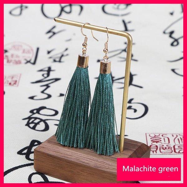 Malachite Green.
