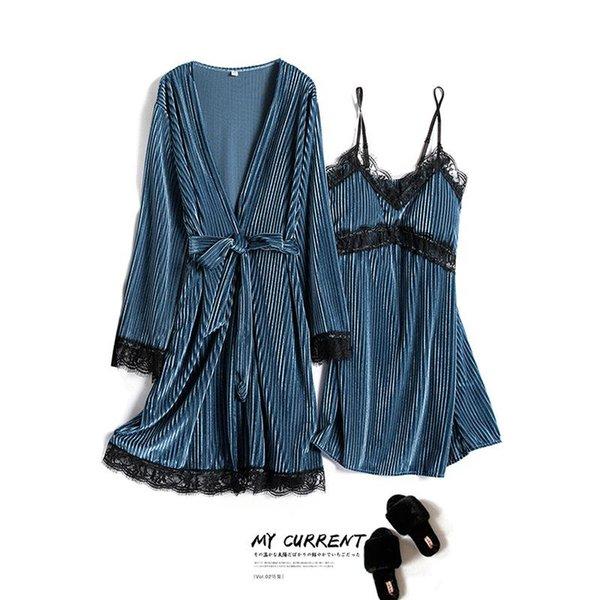 회색 블루 1020.
