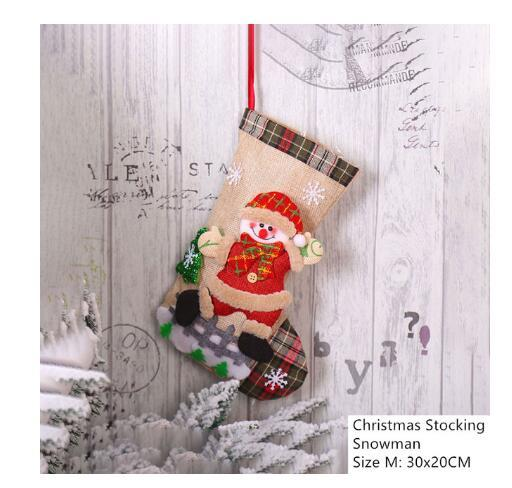 M size- snowman