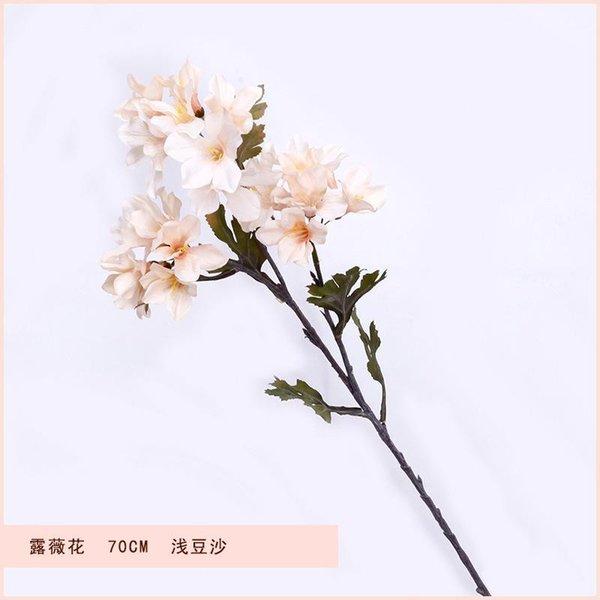 Lu Wei Hua Hua Solocidad de la pasta de frijol rojo color