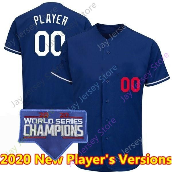 Giocatore # 039; S Versioni blu