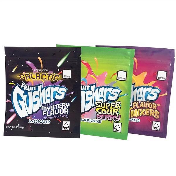 mix Gushers