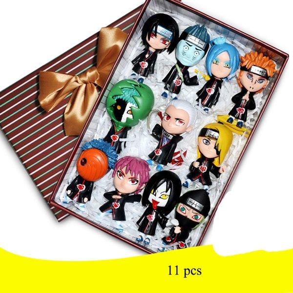 Box ile Akatsuki'nin