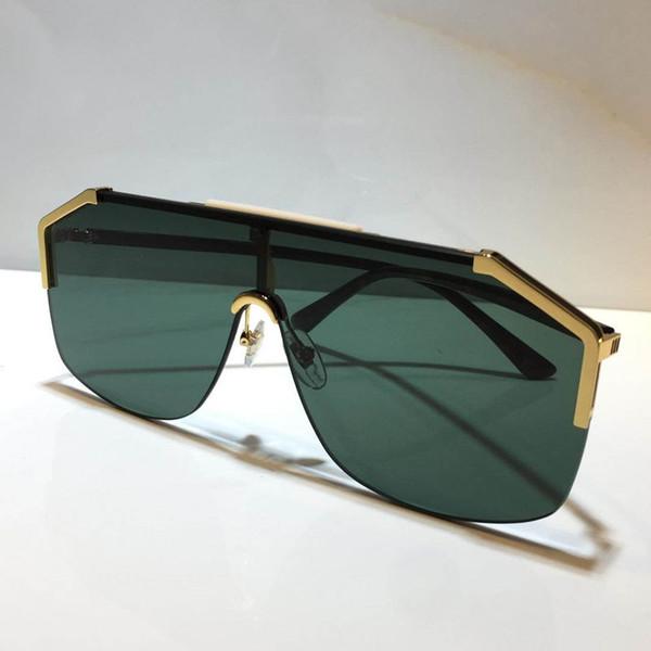 Gold Grün-Objektiv