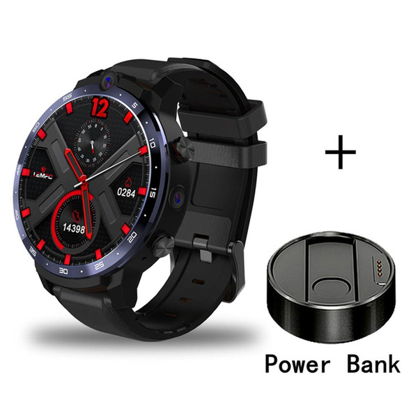 Black with powerbank