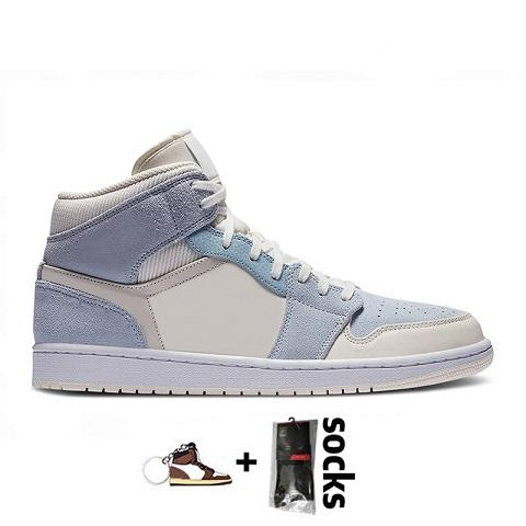# Mid SE Sail Light Blue 36-46
