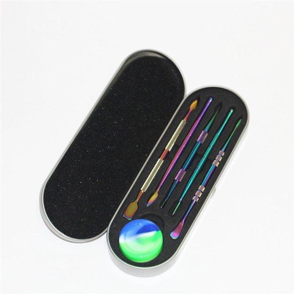 Color de arco iris Dabber