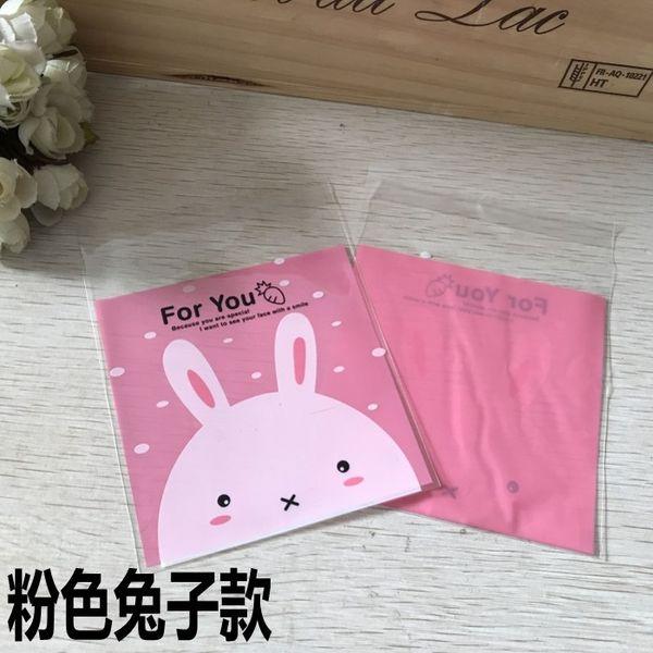 Rabbit-sobre Pink 10 x 14cm, sobre 100 P