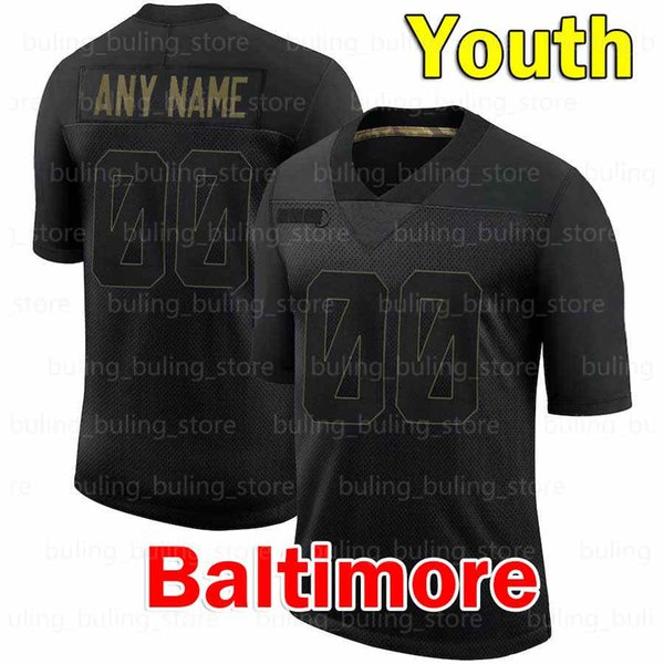 Personalizzato 2020 New Youth Jersey (W Y)