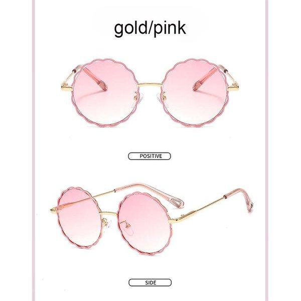 Золотой розовый
