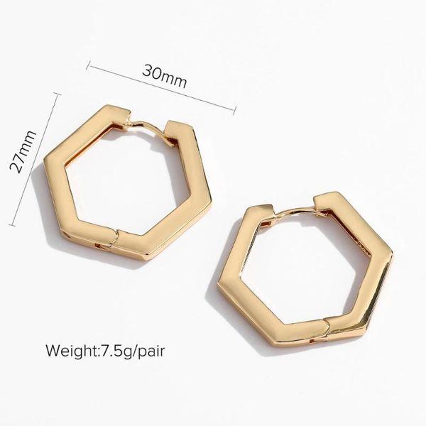 Hexagon Gold