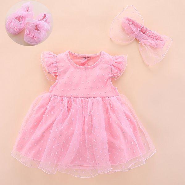 Vestido rosa 1,3