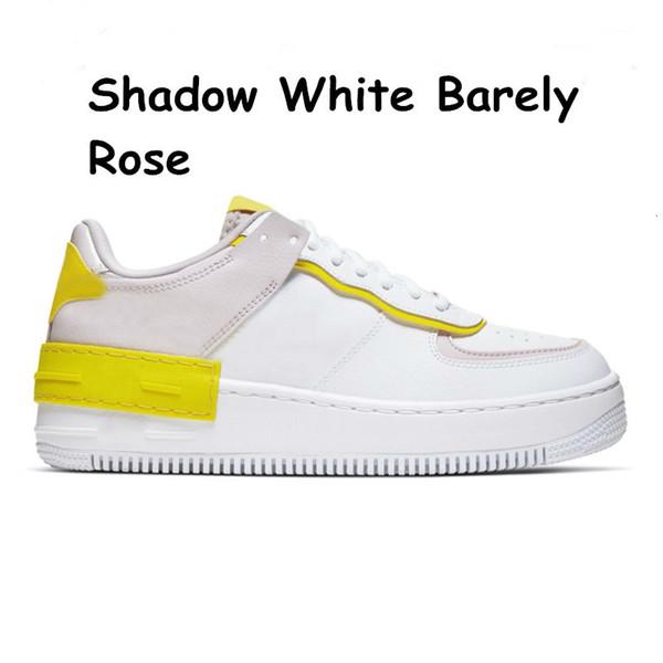 17 36-40 Schatten Weiß kaum Rose