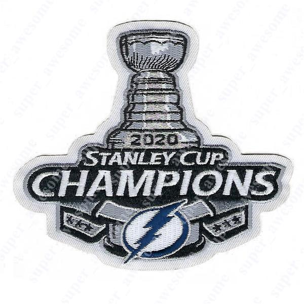 2020 Stanley Cup Champions Patch