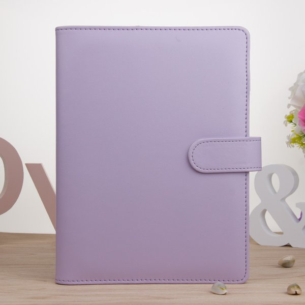 Purple ( Without Inside Page)