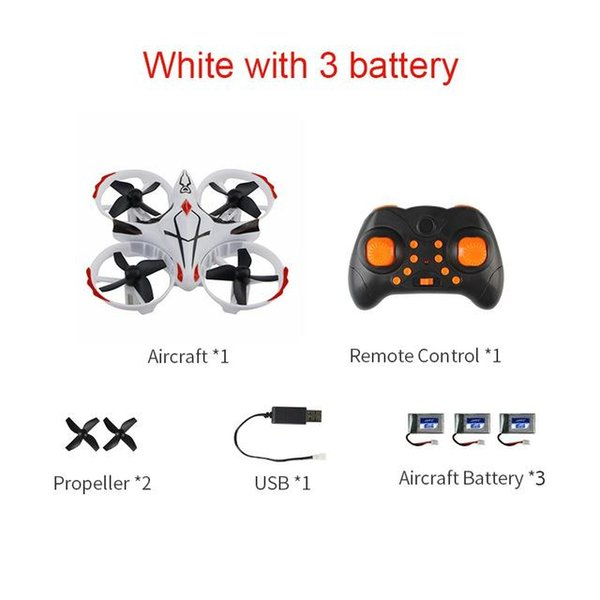 Weiß mit 3 Batterie China