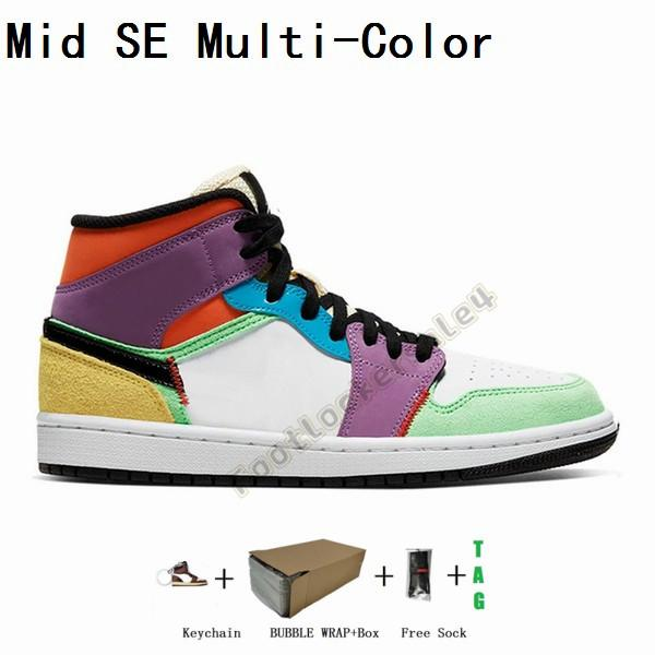 27-Mid SE Multi-Color