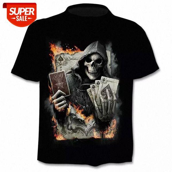 best selling Camiseta de manga corta de Hipster verano para hombre mujer Camisetas Anime Homme manga corta #Qk2K