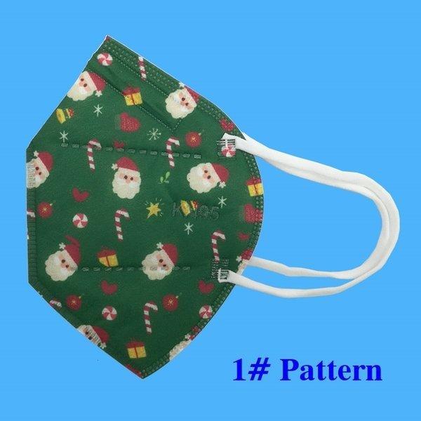 1 # Weihnachtsmaske