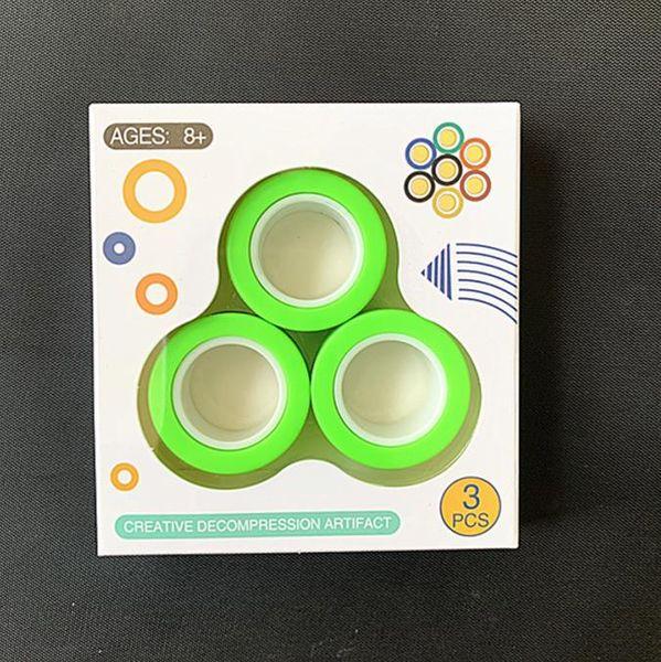 Green, 3pcs/set
