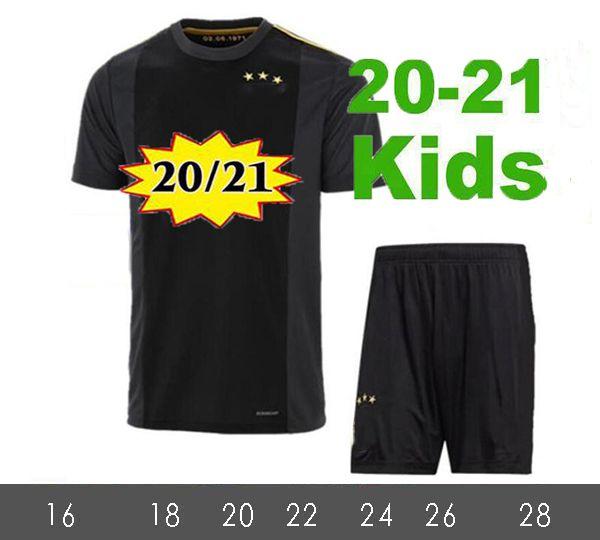 20-21 de distância para crianças