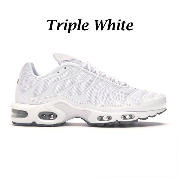 Triplo branco 36-45.