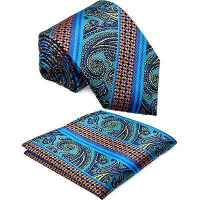 E3 Krawatten-Sets.
