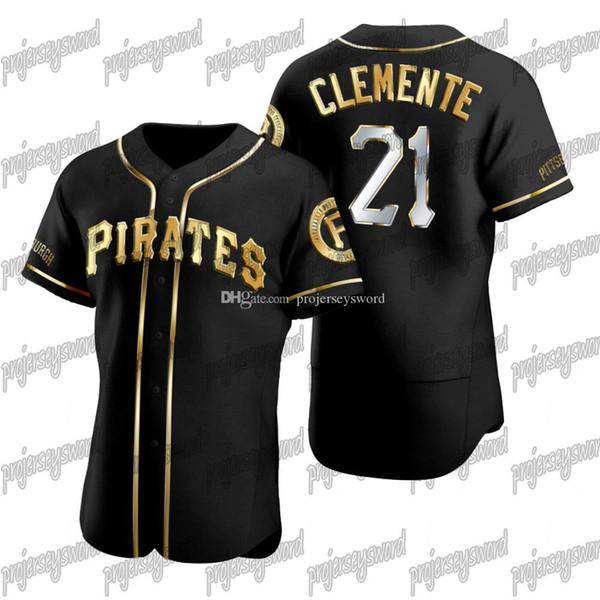21 Roberto Clemente.